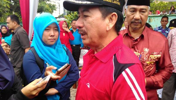 Nama Jalan Dekat Mapolda Lampung Diganti