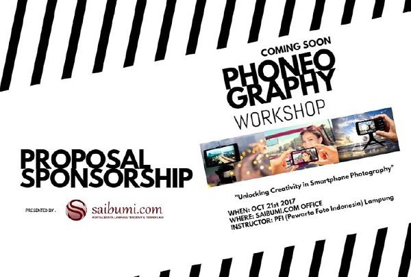 Phoneography Workshop Event