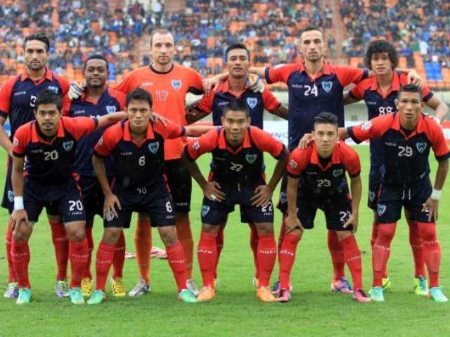 PBR Menang Telak Atas Persegres Gresik United, ISL 2014 - Berita