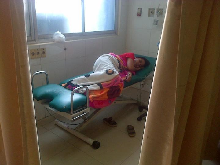 Rumah Sakit Caca Batal Tampil Hitam Putih Masuk Gambar