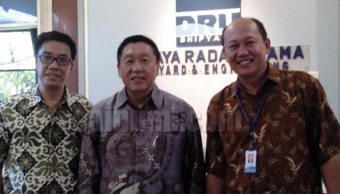 PT DRU Shipyard & Engineering Perusahaan Swasta Pertama Buat Kapal Perang