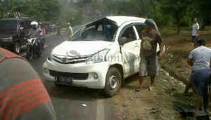 Hati-hati! Inilah Tiga Titik Rawan Laka di Jalintim, Lampung Timur