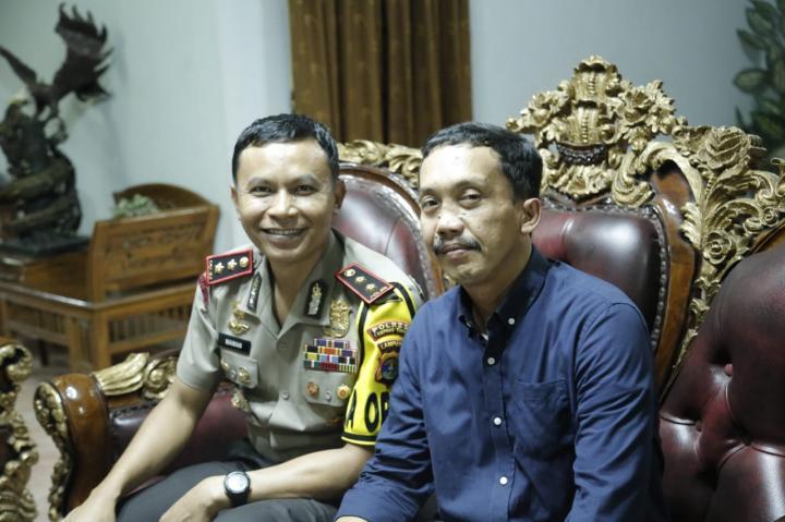 Kapolres Lampung Timur: Yang Bilang Jabung Seram Itu Hoaks