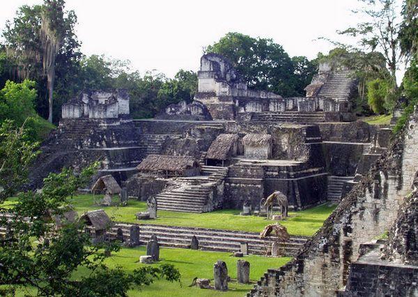 Dua Kota Kuno Maya Ditemukan di Hutan