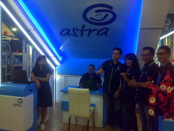 Asuransi Astra Resmi Buka Garda Center ke 21 di Mall Boemi ...