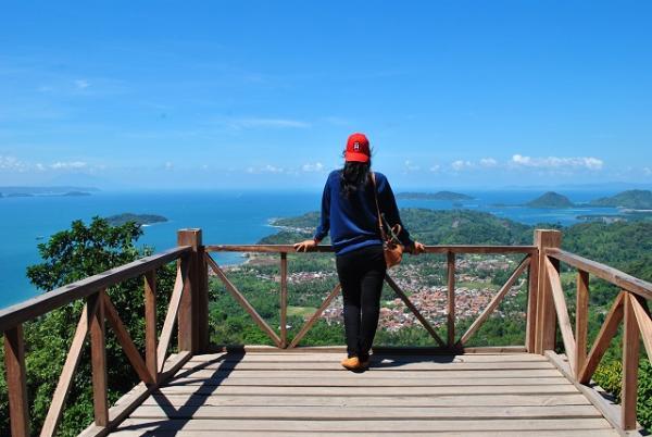 Munca Pesawaran Satu Lagi Lokasi Wisata Unggulan Lampung