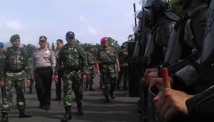 Sebanyak 86 Sarjana Ikuti Seleksi Perwira TNI di Makodam II
