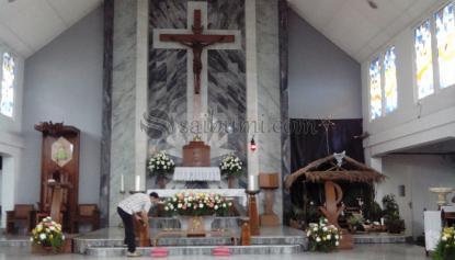10+ ide dekorasi altar gereja hkbp untuk natal - schluman art