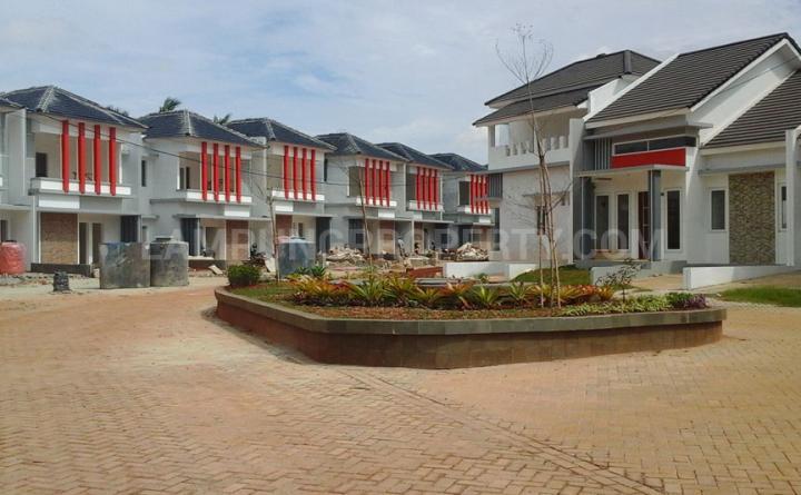 Raffles Residence - Perumahan di Bandar Lampung