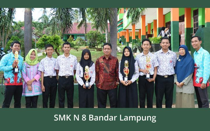Lowongan Kerja Tenaga Pendidik & Pengajar di SMK N 8 Bandar Lampung