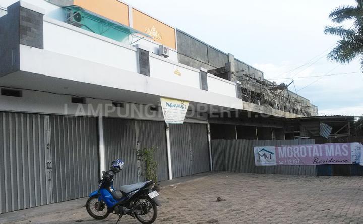 Ruko Dijual Di Jalan Morotai Bandar Lampung