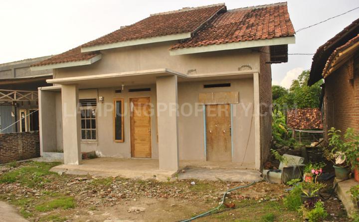 Rumah Dijual di Dekat Pasar Jatimulyo Lampung Selatan