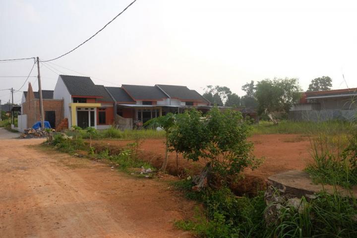 Tanah Kavling Siap Bangun di Perumahan Sebiay Sumantri Estate Hajimena Rajabasa