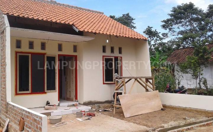 Rumah Subsidi Banjar Agung Permai Dekat Kampus ITERA