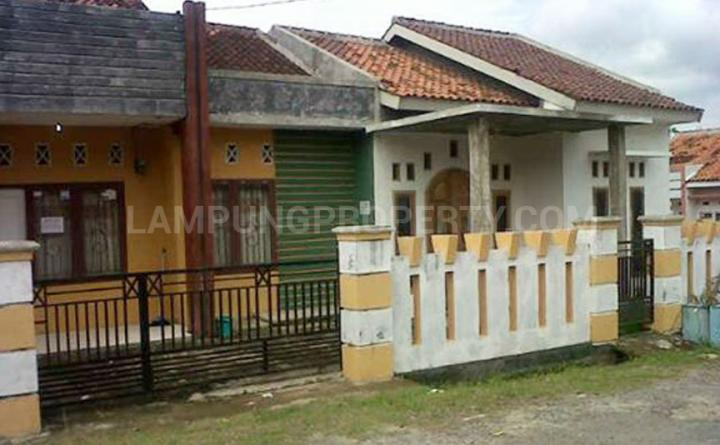 Rumah Dijual di Kedaton Bandar Lampung